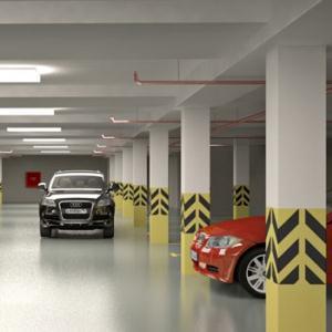 Автостоянки, паркинги Плюссы