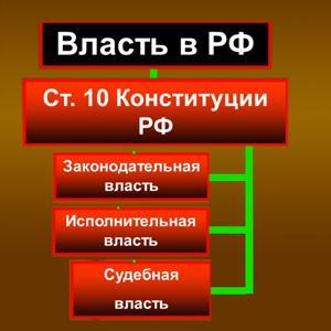 Органы власти Плюссы