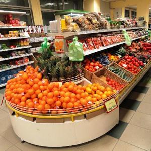 Супермаркеты Плюссы