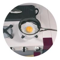 Жара - иконка «кухня» в Плюссе