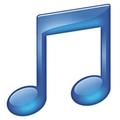 Жара - иконка «музыка» в Плюссе