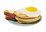 Жара - иконка «завтрак» в Плюссе